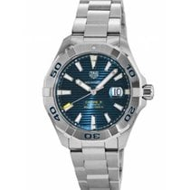 TAG Heuer Aquaracer 300M Steel 27.5mm Blue No numerals
