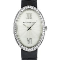 Van Cleef & Arpels White gold Quartz new