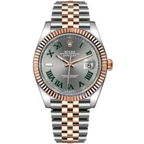 Rolex Steel 42.5mm Automatic Datejust new