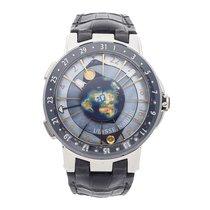 Ulysse Nardin Moonstruck Platinum 46mm Blue No numerals