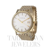 Tiffany Yellow gold 33mm Automatic pre-owned United States of America, New York, Hartsdale