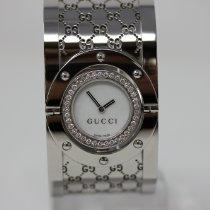 Gucci Twirl Acero 33mm Madreperla