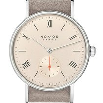 NOMOS Ludwig 33 Staal Champagne