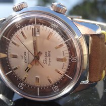 Enicar Steel Automatic Enicar Sherpa Super Dive '60's pre-owned