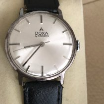 Doxa Plastic Manual winding 33,5mm pre-owned
