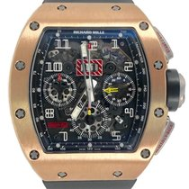 Richard Mille RM 011 RM011 Unworn Rose gold 49.94mm Automatic