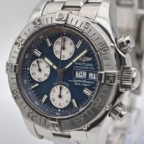 Breitling Superocean Chronograph II Steel 42mm Blue No numerals United States of America, Nevada, Henderson