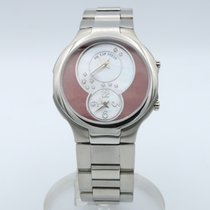 Philip Stein pre-owned Quartz 39mm Mother of pearl Sapphire crystal 3 ATM