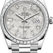 Rolex Platinum Automatic 40mm new Day-Date 40