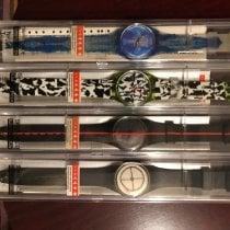 Swatch GZ 117 / 118 / 119 / 120 1991 neu