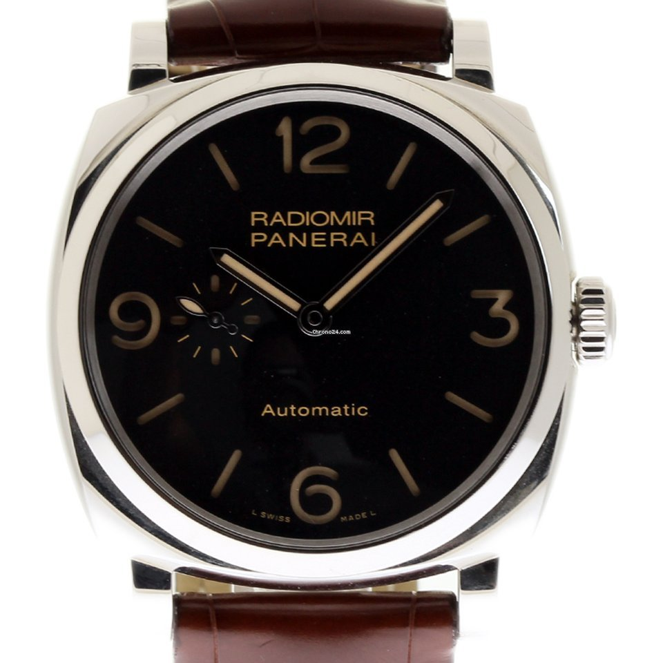 Panerai Radiomir 1940 3 Days Automatic PAM00572 2014 pre-owned