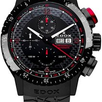 Edox Chronorally new Automatic Watch with original box and original papers 0111837NRNRO