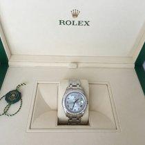 Rolex Day-Date Platine 39mmmm Romain