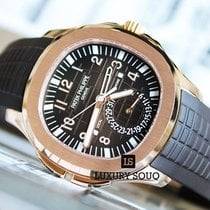 Patek Philippe Aquanaut Rose gold