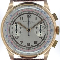 Baume & Mercier Mans Wristwatch Chronograph