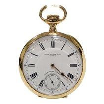 Patek Philippe Gondolo Pocket Watch Gold 18Kt 54mm