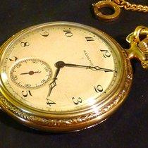 Hamilton Orologio da Tasca Hamilton in Oro 14K, anno 1921 (n....