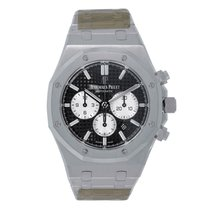 Audemars Piguet AP Royal Oak Chronograph 20th Anniversary...