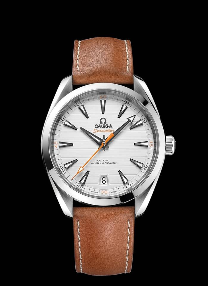 b63f2c5742660 Omega Seamaster Aqua Terra 150M Co-Axial Master Chronometer 41 mm for   4