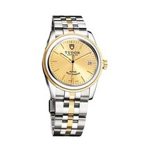 Tudor 55003-68053 Glamour Date in 2-Tone - on Steel and Yellow...