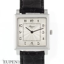 Chopard Classic Steel 27mm Black Arabic numerals