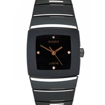 Rado Sintra Diamonds Ceramos Quartz Ladies Watch – R13726712