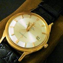 欧米茄  Omega Constellation Pie Pan Automatic Chronometer Rose Gold