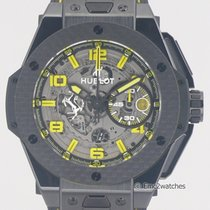 Hublot Aluminum Automatic Brown new Big Bang Ferrari