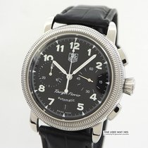 TAG Heuer Targa Florio Steel 40mm Black