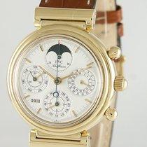 IWC Da Vinci Perpetual Calendar Gelbgold 39mm Weiß Deutschland, Heilbronn