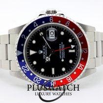 Rolex GMT-Master II 16710 40 MM Ser. E 1990 4603 JUST SERVICED