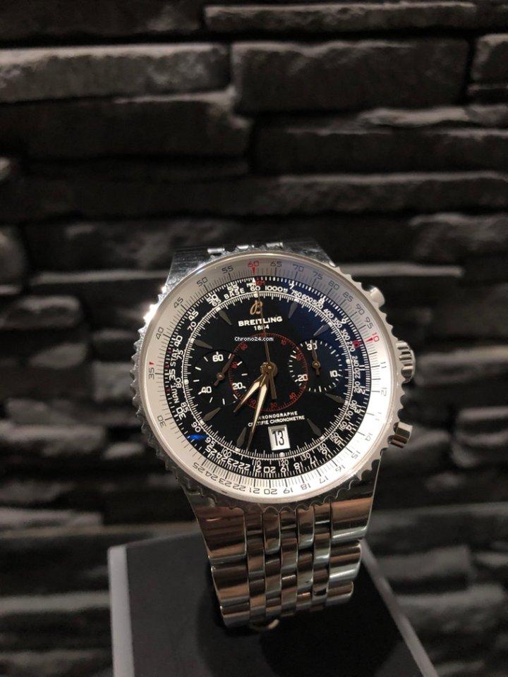 de2497d024c Koupě hodinek Breitling