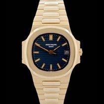 Patek Philippe 3800 001 Gelbgold Nautilus 36mm