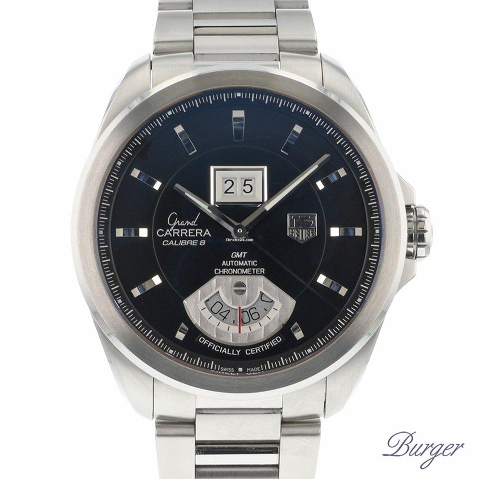 Купить часы grand carrera quartz