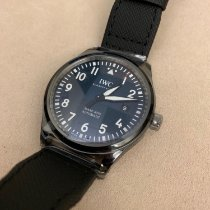 IWC Pilot Mark Kerámia 41mm Kék Arab