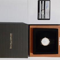 Baume & Mercier Κίτρινο χρυσό 32mm M0A08069 καινούριο Ελλάδα, ΛΑΡΙΣΑ