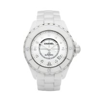 Chanel Ceramic 39mm Automatic H1629 pre-owned