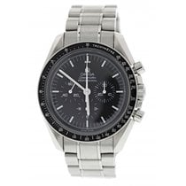 Omega Speedmaster Professional Moonwatch Steel 42mm Black United States of America, New York, New York