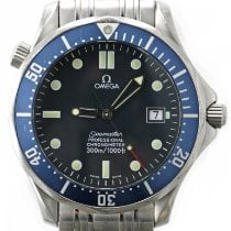 Omega 2531.80 Staal 2006 Seamaster Diver 300 M 41mm tweedehands