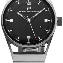 Porsche Design 1919 Titanium Black United States of America, New York, Brooklyn