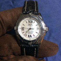 Breitling Wings Lady Acero 31mm Madreperla Romanos