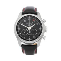 Bremont Steel 43mm Automatic Codebreaker pre-owned