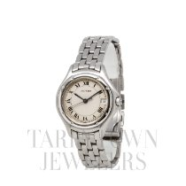 Cartier Cougar Steel 26mm Silver Roman numerals United States of America, New York, Hartsdale
