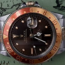 Rolex GMT-Master Steel 40mm Bronze No numerals