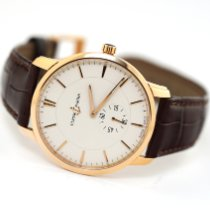 Ulysse Nardin Classico pre-owned 39mm Leather