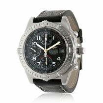 Breitling Blackbird Steel 40mm Black Arabic numerals United States of America, New York, New York