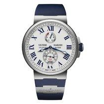 Ulysse Nardin Marine Chronometer Manufacture 11831223/40 новые