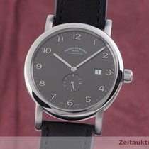 Mühle Glashütte Steel 42mm Automatic M1-39-10 pre-owned