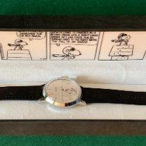 Timex Stahl 40mm Automatik Timex X Peanuts Snoopy neu