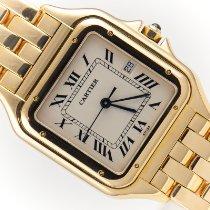 Cartier Yellow gold 27mm Quartz 883968 pre-owned